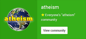 atheism community